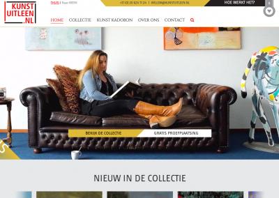 KUNSTUITLEEN.NL