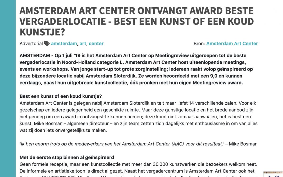 Amsterdam Art Center