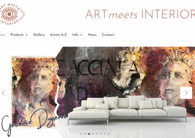 Art meets Interior